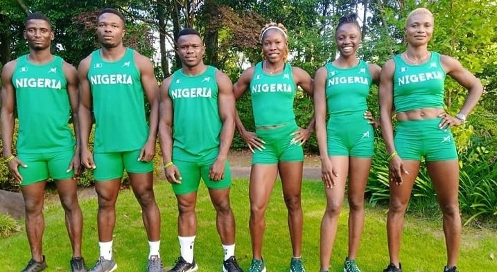 #TokyoOlympics : 10 Nigerian Athletes suspended from  competing