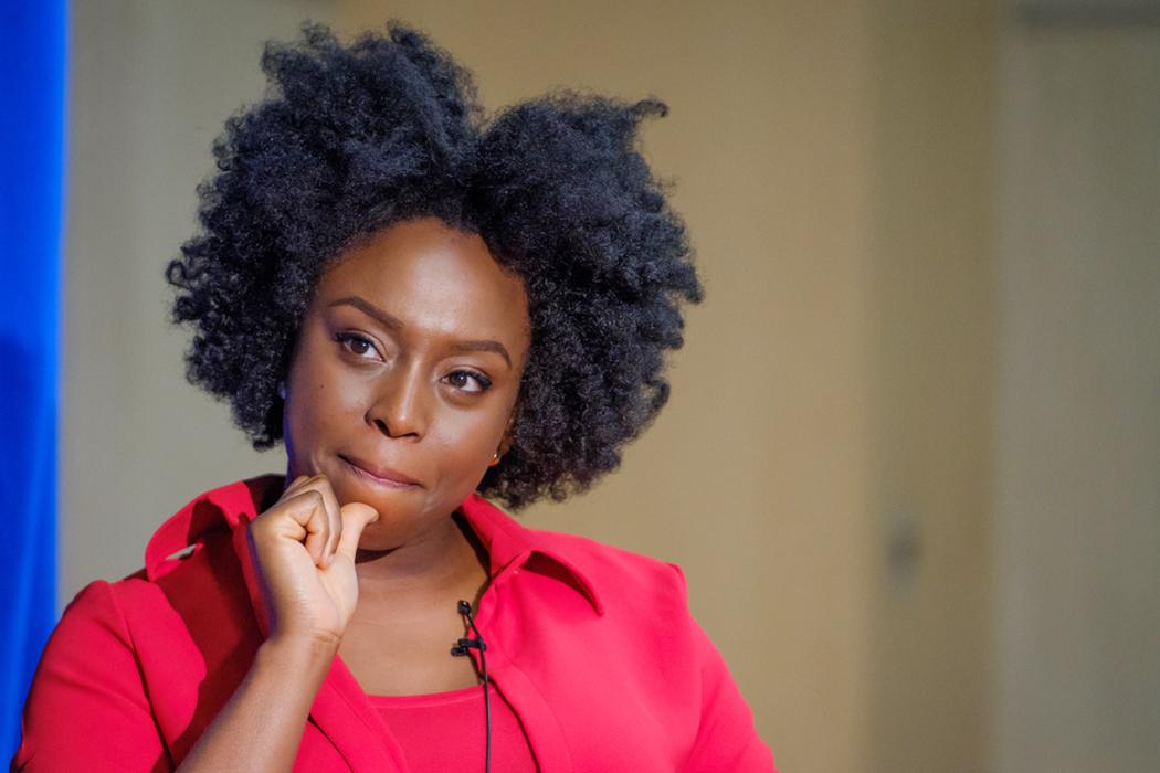 Chimamamda Adichie reacts to Nnamdi Kanu's Arrest