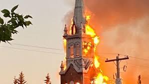 Man sets church ablaze for Failed prophecies in Lagos