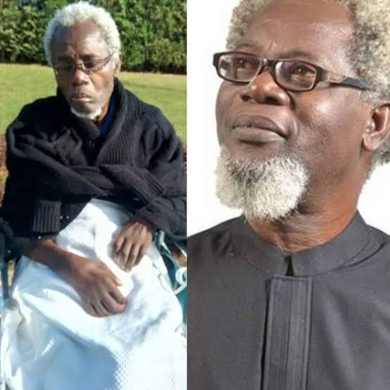 Nollywood Actor, Victor Olaotan Is Dead