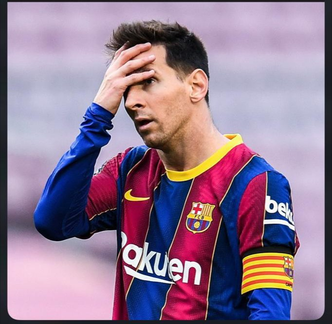 Breaking : Lionel Messi to leave Barcelona
