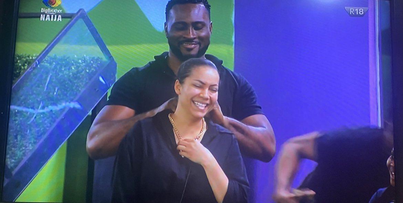 #BBNaija2021 : Maria wins the head of House