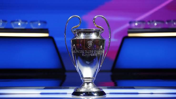 UEFA Champions League 2021/2022 Full draw