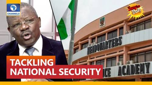 Buhari's government moves to shutdown Channels Tv Over Governor Ortom's 'Anti-Government' Interview