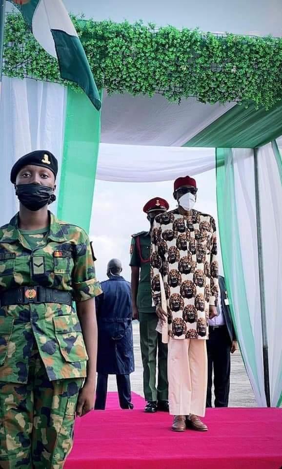 South East deserted as Buhari Visits Imo (video)