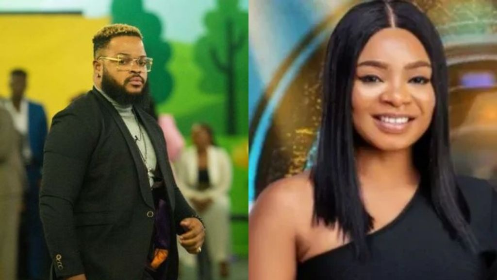 #BBNaija2021 : Trouble in paradise as whitemoney gets entangled with Queen (video)