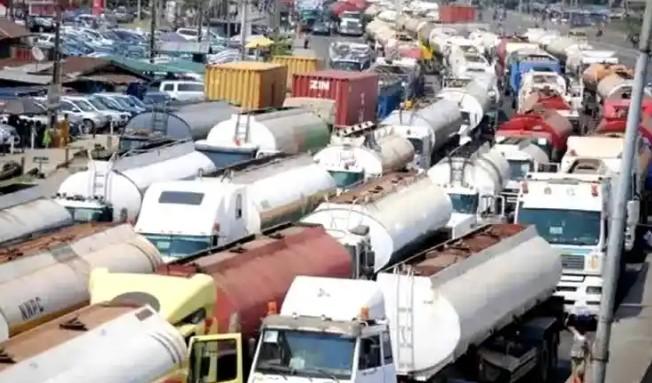 Tanker Drivers Begin Nationwide Strike Weekend Over Bad Roads, Others
