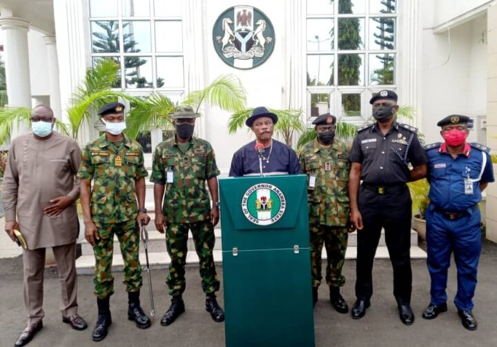 Commissioner condemns Malami's threat of state of emergency in Anambra