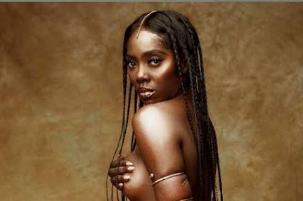 I am being Blackmailed over sex tape – Tiwa Savage (video)
