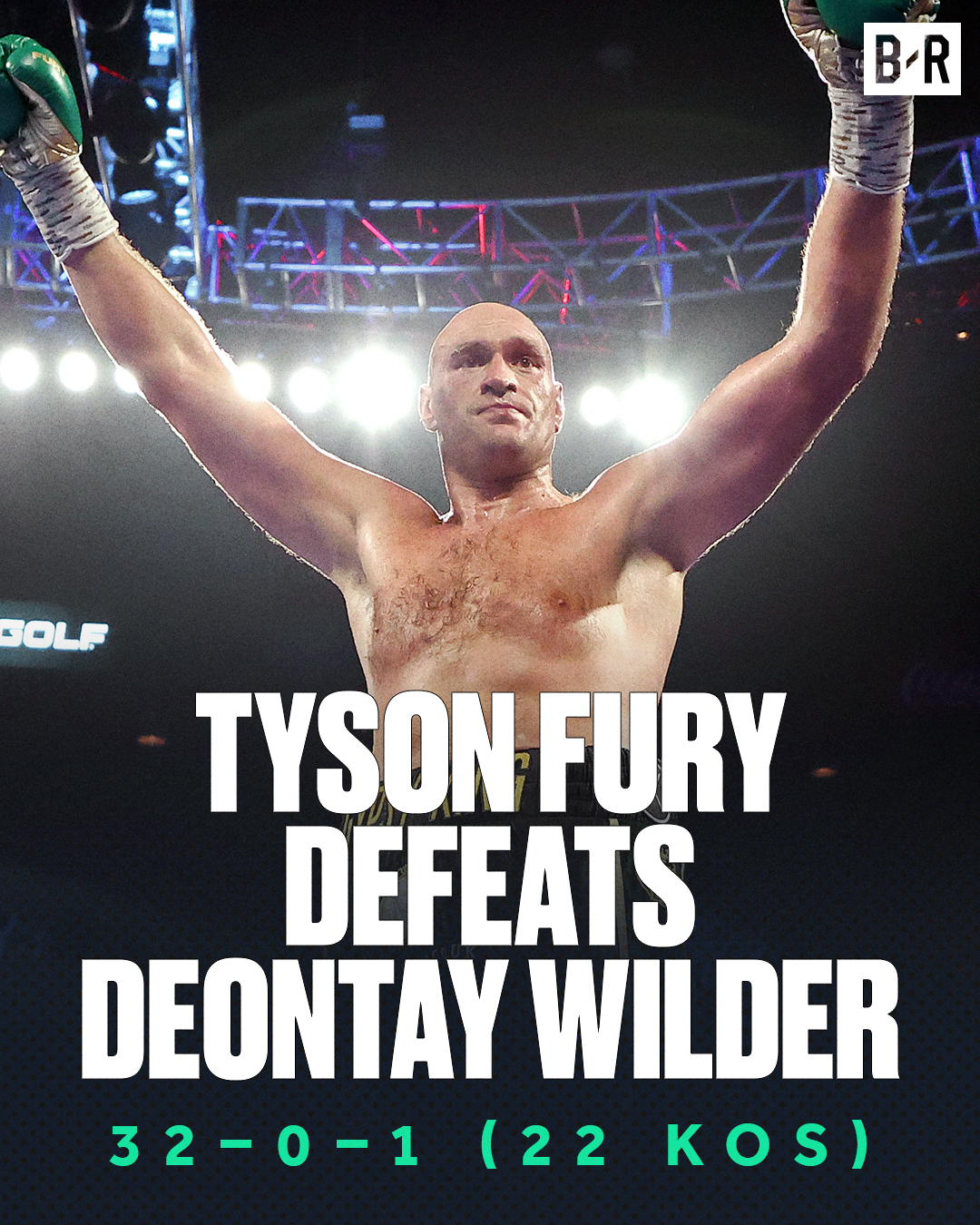 Tyson Fury Defeats Deontay Wilder in 11th round to retain WBC (video)