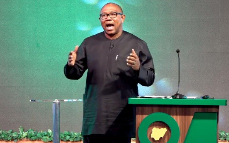 Nigerians React to Peter Obi and Tinubu's comparison