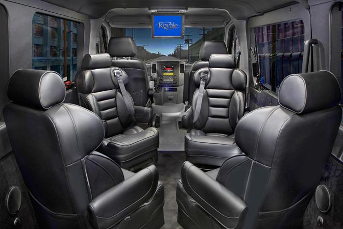 Mercedes Sprinter luxury Van catches our fancy (images)